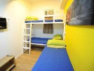 Triple - 3 Single Beds