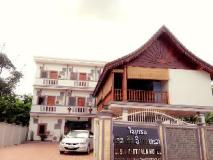 S.S.V Ketthala Hotel: exterior