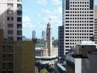 Hotel Ibis World Square Sydney - Pandangan