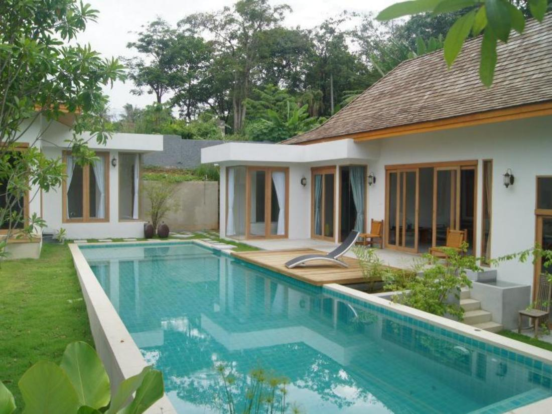 3 Bedroom Exclusive Pool Villa
