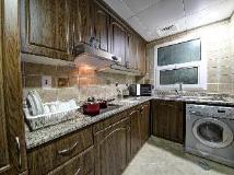 White Feather Hotel Apartments: kitchen