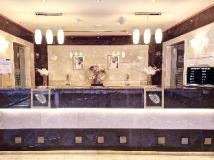 White Feather Hotel Apartments: reception