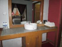 Pyi Guest House: bathroom