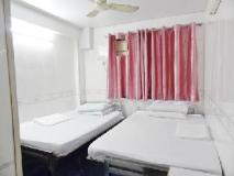 New Cosmos Guest House: triple room