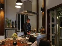 Kiridara Villa Ban Visoun: kitchen