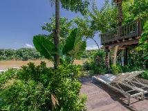 Kiridara Villa Ban Visoun: garden
