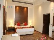 Luxury tweepersoonskamer