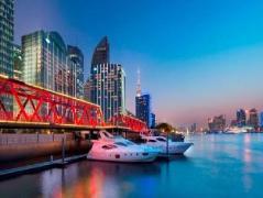 Mandarin Oriental Executive Apartment Pudong Shanghai China