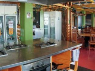Wellywood Backpackers Wellington - Kitchen