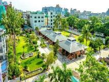 Kyi Tin Hotel: view