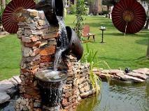 Kyi Tin Hotel: garden