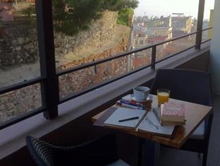 Rumours Inn Istanbul - Balcony/Terrace