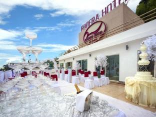 Riviera Hotel Makaó - A szálloda kívülről