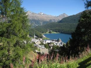 Crystal Hotel Superior Saint Moritz - View