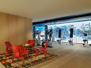 Crystal Hotel Superior Saint Moritz - Fitness