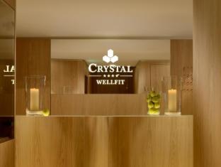 Crystal Hotel Superior Saint Moritz - Reception