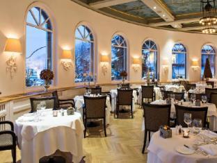 Schweizerhof Swiss Quality Hotel Sankt Moritz - Restaurant