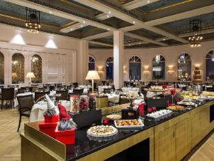 Schweizerhof Swiss Quality Hotel Sankt Moritz - Buffet
