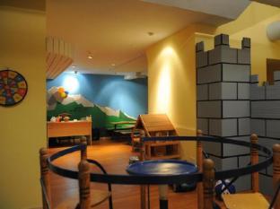 Schweizerhof Swiss Quality Hotel Sankt Moritz - Barneklubb