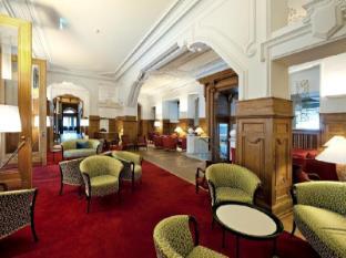Schweizerhof Swiss Quality Hotel Sankt Moritz - Lobby