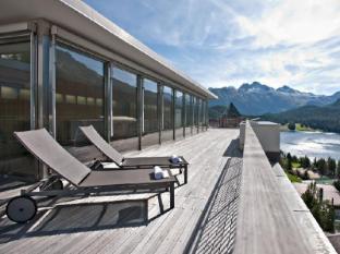 Schweizerhof Swiss Quality Hotel Sankt Moritz - Spa