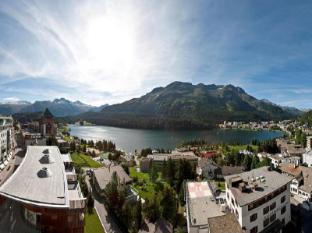 Schweizerhof Swiss Quality Hotel Sankt Moritz - Utsikt