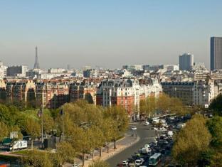 Novotel Paris Est Hotel Paris - View