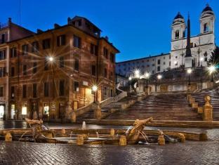 Aphrodite Hotel Rome - Surroundings