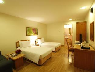 Concorde Inn Kuala Lumpur International Airport Hotel Kuala Lumpur - Family Suite - room