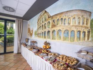 Roma Hotel Prague - Buffet