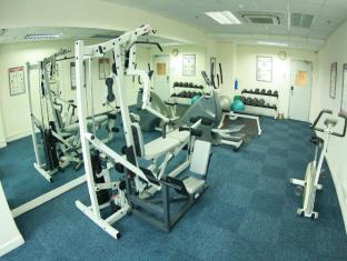 RELC International Hotel Singapore - Fitness Room