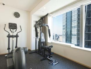 Park Hotel Tokyo Tokyo - Fitness Room