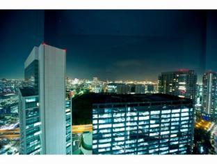 Park Hotel Tokyo Tokyo - View