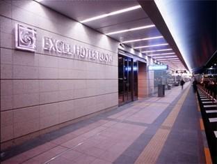 Haneda Excel Hotel Tokyu Tokyo - Entrance