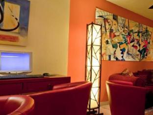 Hotel Admiral Geneva - Lobby