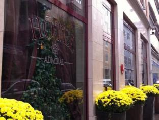 Hotel Admiral Geneva - Exterior