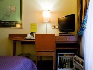 Hotel Admiral Geneva - Single Room