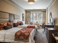 Chambre queen Deluxe avec 2 lits queen size
