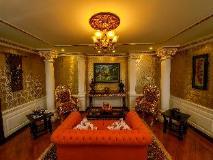 Bagan Lodge Hotel: interior