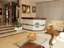 Al Sharq Suites Hotel: reception