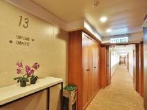 Caritas Bianchi Lodge Hotel: interior