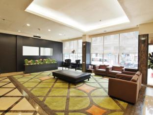 Caritas Bianchi Lodge Hotel Hong Kong - Hành lang