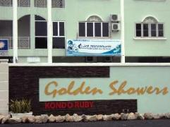 Cheap Hotels in Malacca / Melaka Malaysia | 4 Rooms Golden Shower Apartment