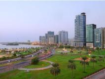Al Majaz Premiere Hotel Apartments: view