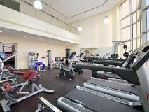 Al Majaz Premiere Hotel Apartments: fitness room