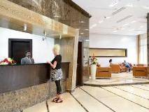 Al Majaz Premiere Hotel Apartments: reception