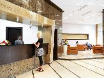 Al Majaz Premiere Hotel Apartments: lobby