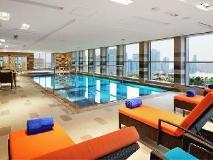 Al Majaz Premiere Hotel Apartments: swimming pool