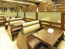 Hotel Rama Krishna: restaurant