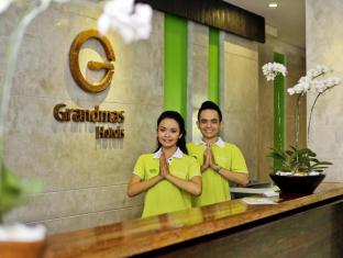Grandmas Tuban Hotel Bali - Reception